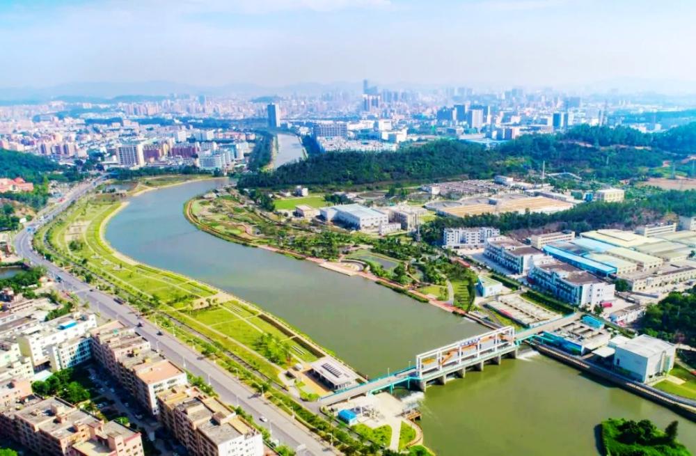 深圳茅洲河