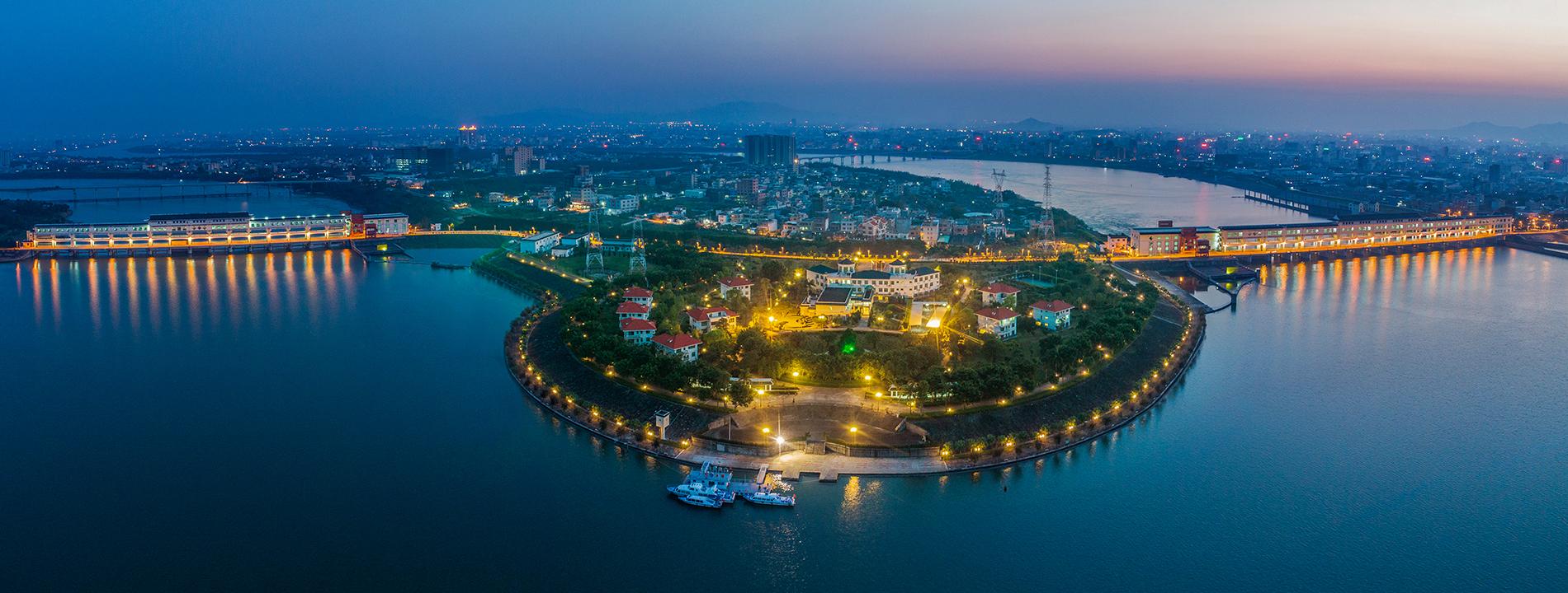 潮州供水枢纽工程